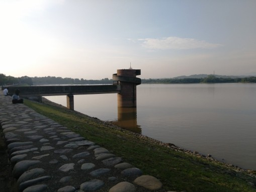 Sukhna Lake Chandigarh IMG_20150718_180200