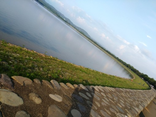 Sukhna Lake Chandigarh IMG_20150718_180428