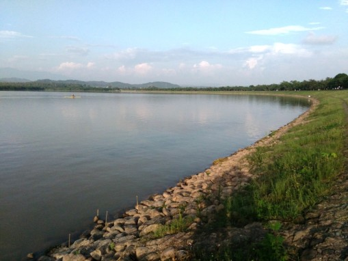 Sukhna Lake Chandigarh IMG_20150718_180707
