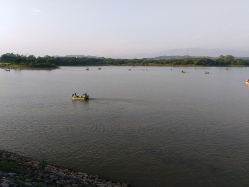 Sukhna Lake Chandigarh IMG_20150718_182652