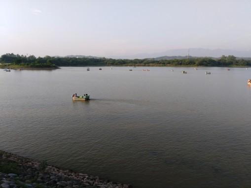 Sukhna Lake Chandigarh IMG_20150718_182652