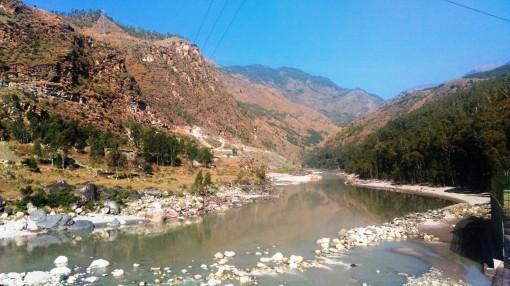 Rampur Satluj River