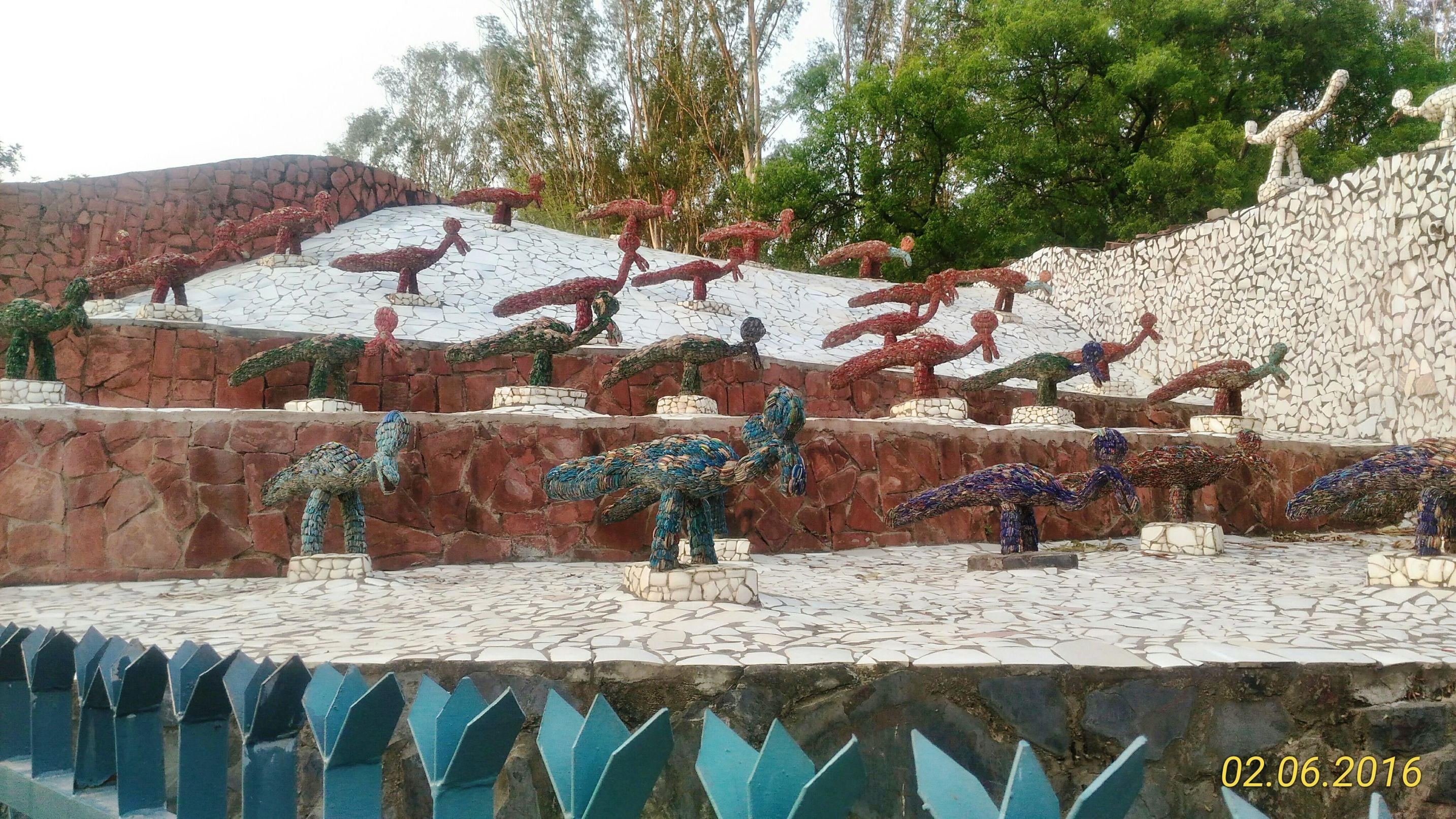 Rock Garden Chandigarh Timing Garden Ftempo